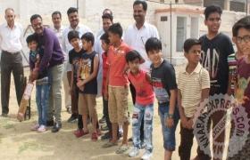 शिविर में बच्चों को मिलेंगे सीखने के नए अवसर