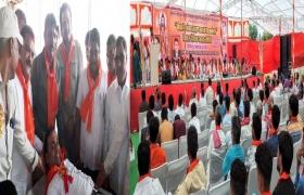 सर्व समाज के युवाओं ने किया शिविर में 557 युनिट रक्तदान