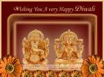 Wishing you a very happy diwlai